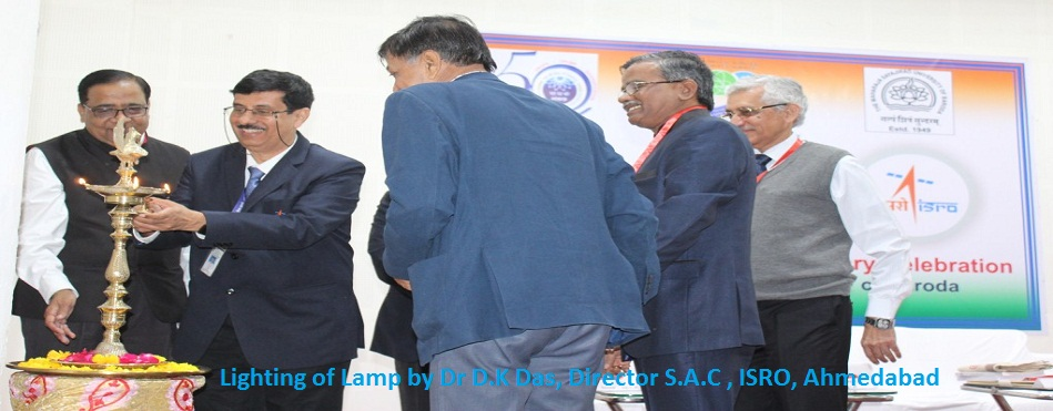 7.5Lighting of Lamp by Dr D.K Das Director S.A.C ,ISRO Ahmedabad-new.jpg